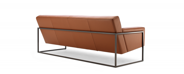 Bank Design Leer.Design Sofa Adartne By Leolux